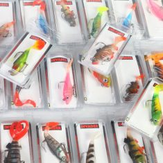 Invader ready shads large assorti