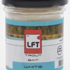 LFT trout bait white